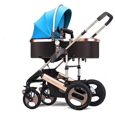 Yankuoo Sistema de viaje 3 en 1, cochecito de bebé de choque ...