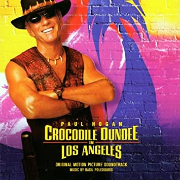 crocodile dundee soundtrack