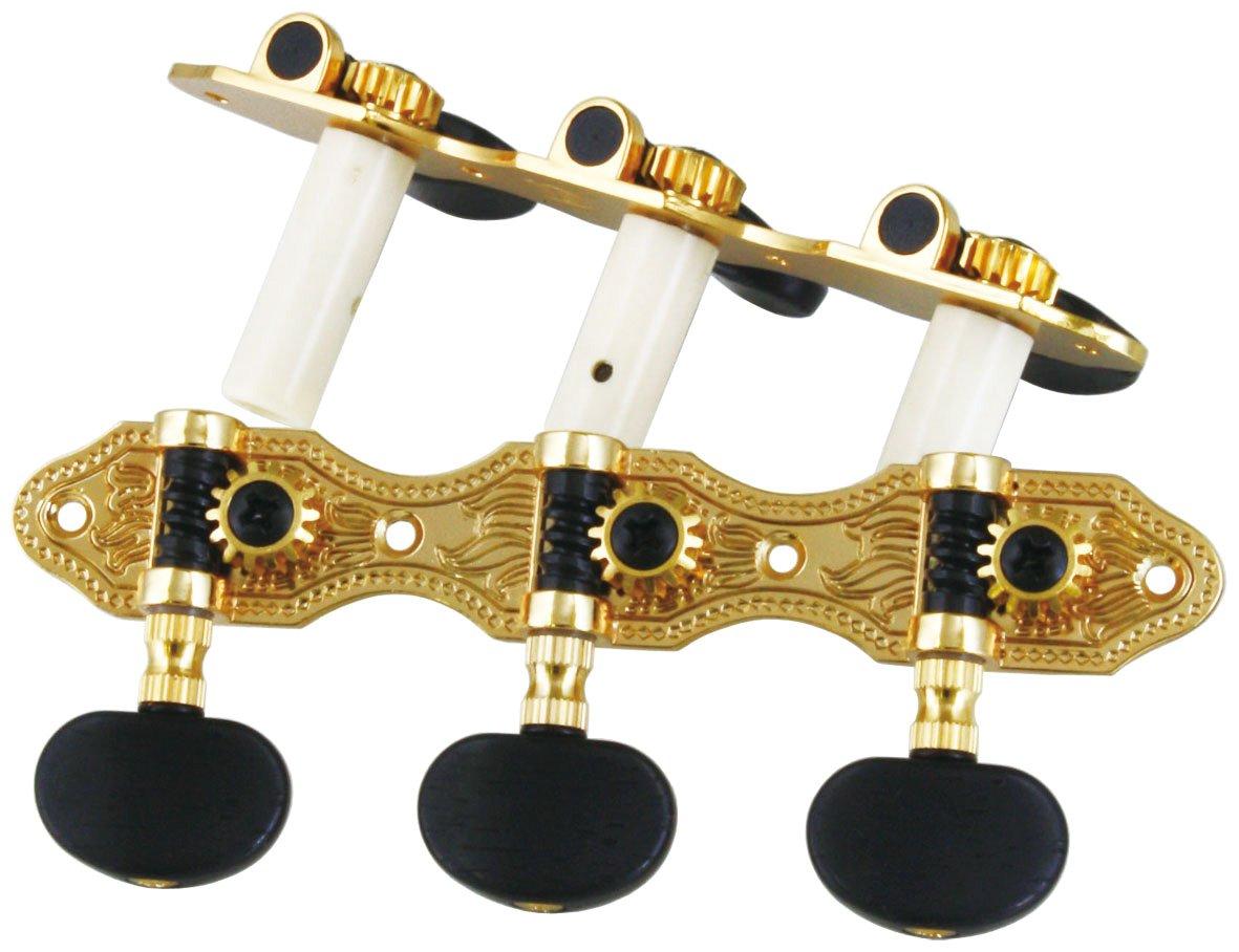 Aria AT-250C - Clavijas de afinación para guitarra clásica: Amazon ...