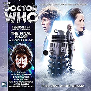 Doctor Who - The Final Phase Audiobook