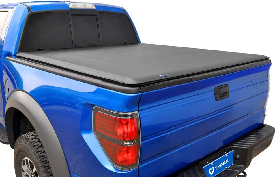 Amazon Com Tyger Auto T1 Soft Roll Up Truck Bed Tonneau Cover For 1982 2013 Ford Ranger 1994 2010 Mazda B Series Styleside 6 Bed Tg Bc1f9025 Black Automotive
