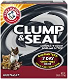 Best Arm & Hammer Of Kitties - Arm & Hammer Clump & Seal Litter, Multi-Cat Review