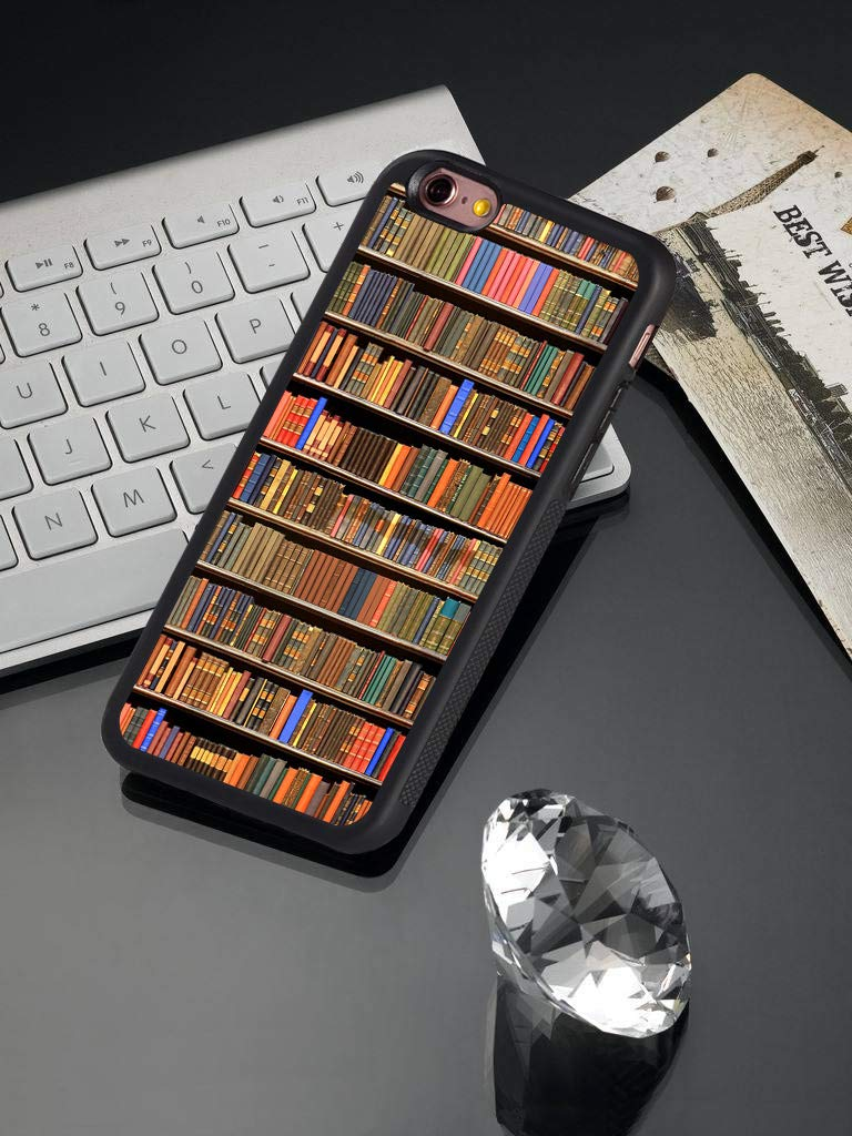 Amazon.com: iPhone 6 Case,iPhone 6S Case,Books in Library ...