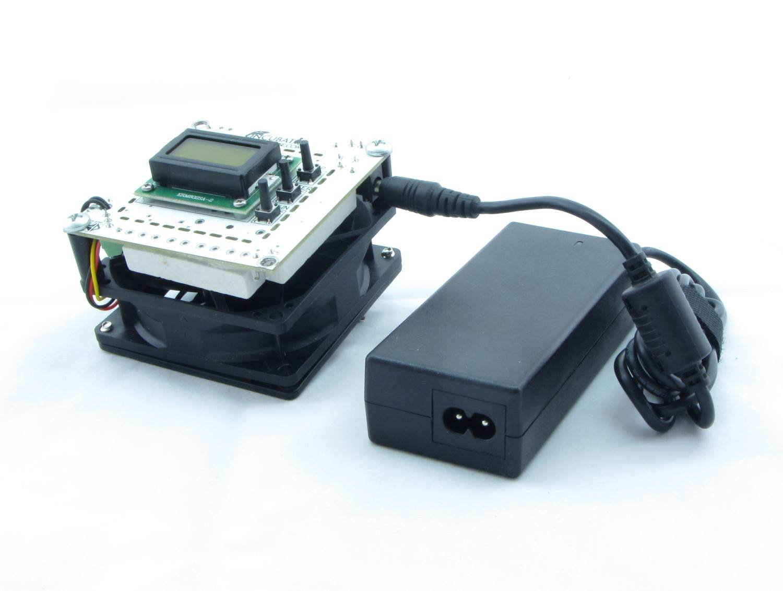 IncuKit Mini for Tabletop Egg Incubator - Easily Build Your Own Digital Incubator