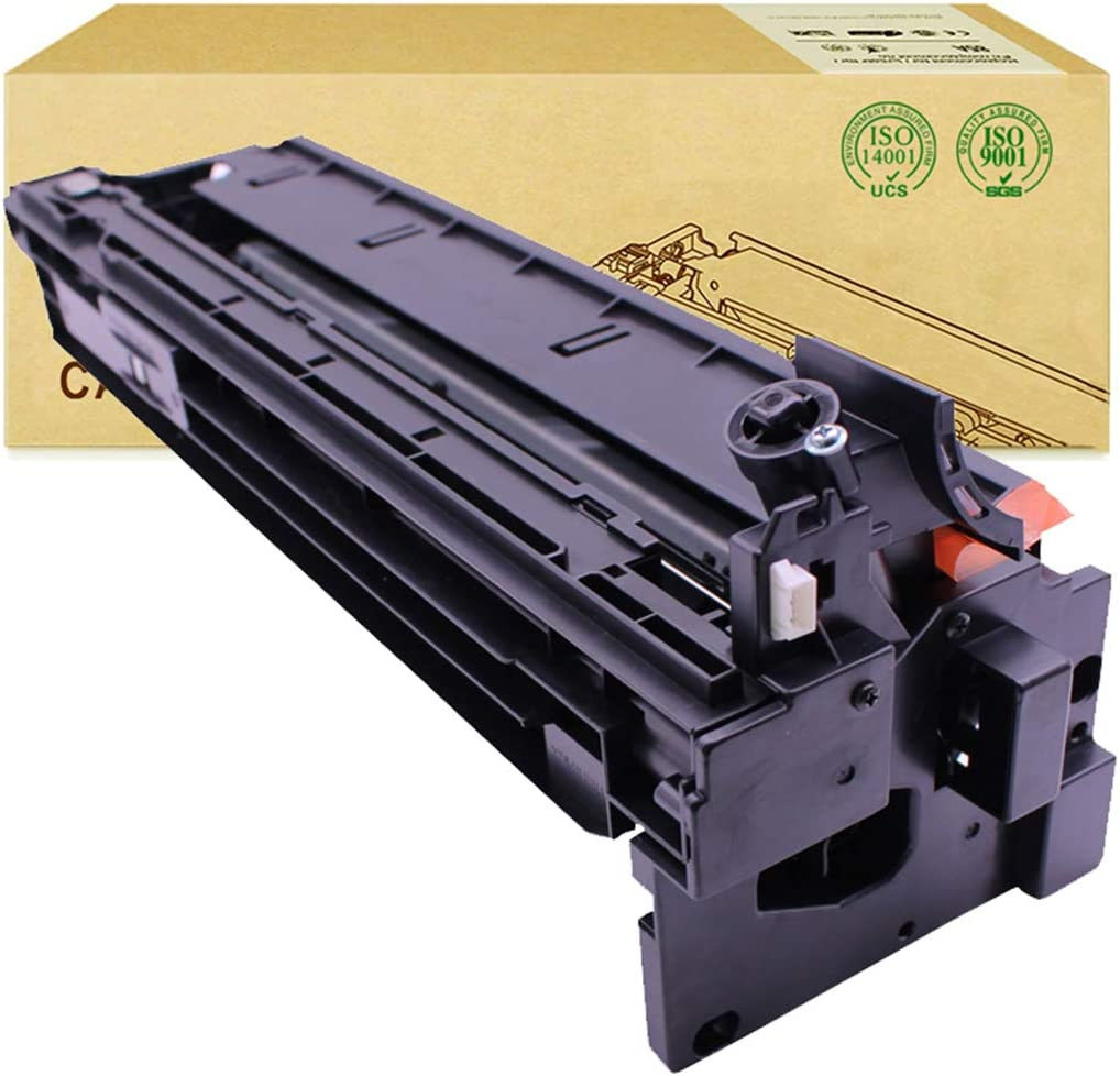 Compatible with KONICA MINOLTA IU117 Toner Cartridge for KONICA MINOLTA BIZHUB 164 184 7718 185 7818 Digital Copier Toner Cartridge,Black