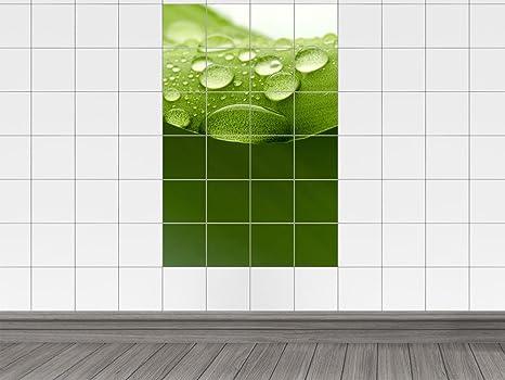Graz design piastrelle adesivo piastrelle immagine per bagno verde