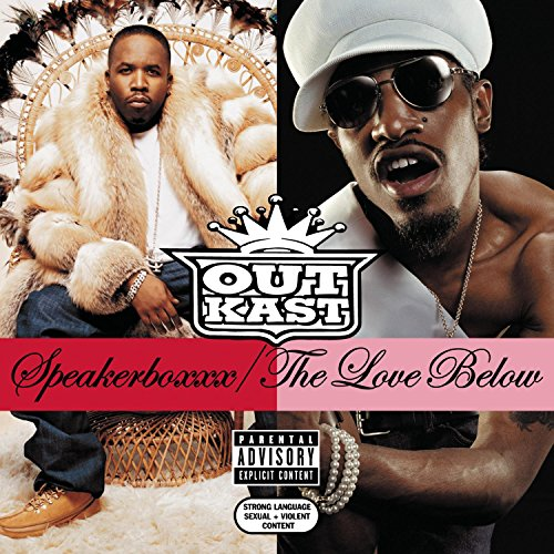 Image result for outkast speakerboxxx/the love below