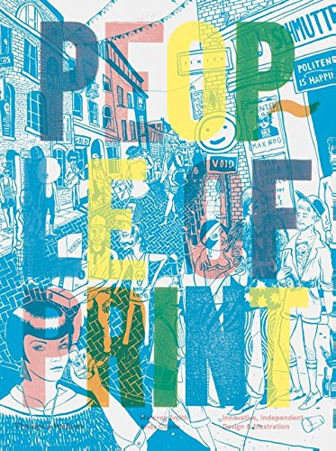 People of Print: Innovative, Independent Design and Illustration
