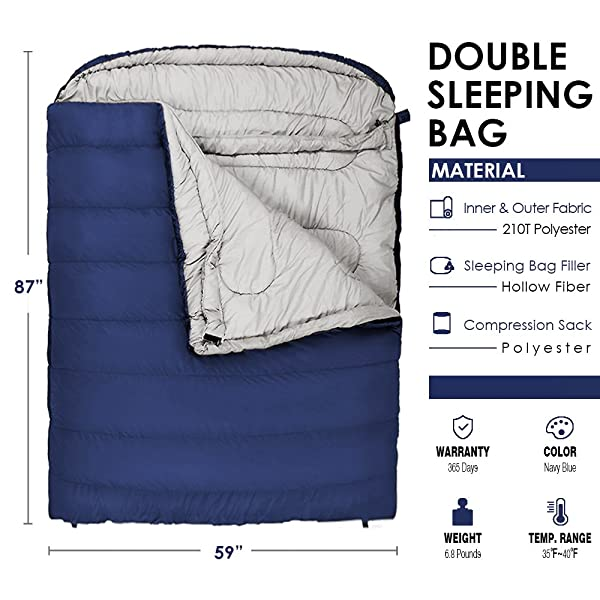 Winner Double Sleeping Bag