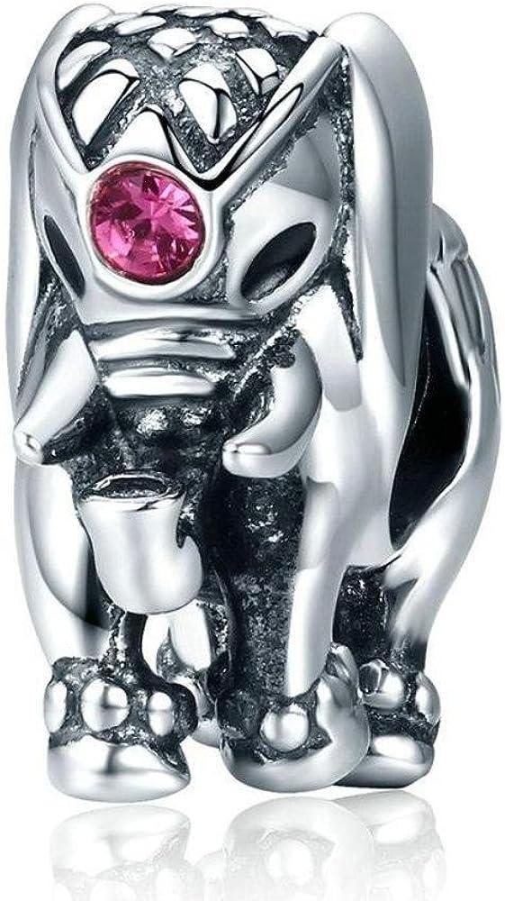 Buckets of Beads 925 Sterling Silver Flower Fairy Dangle Pendant Charm fits Charm Bracelets