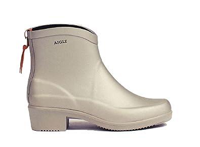 Chaussures de marque AIGLE Bottines de pluie Juliette
