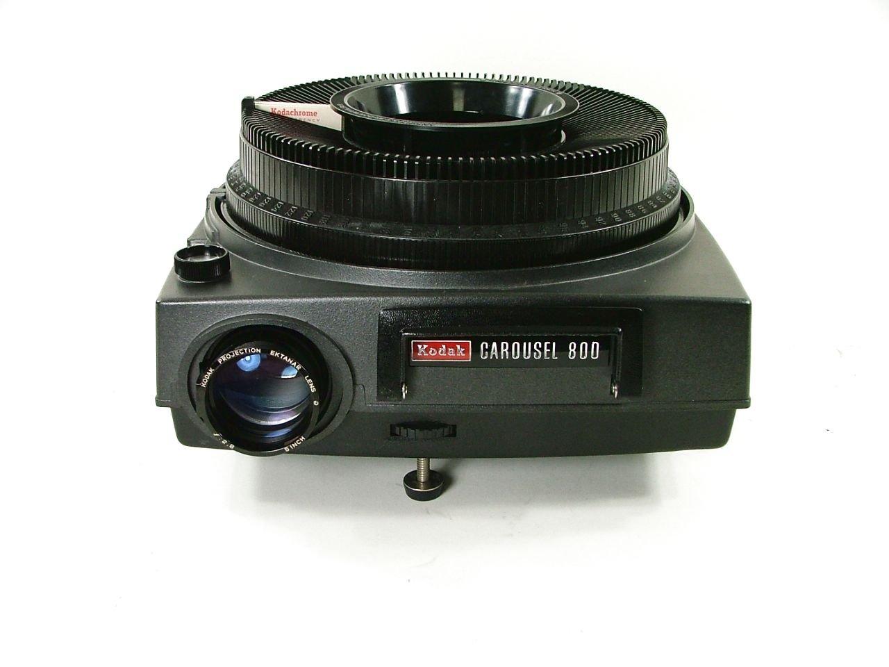 amazon com kodak carousel 800 35mm slide projector timer dual rh amazon com Kodak Carousel Ad Kodak Carousel Slide Projector