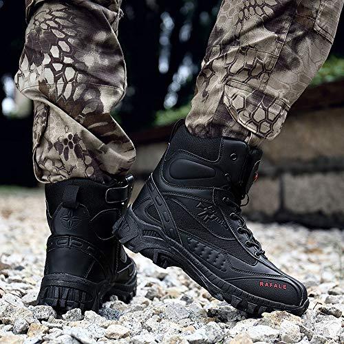 Hiver Zzzz Desert Bottes Ankle Army De Hommes Travail Et Botte Militaire Combat Homme Noir Boat Chaussure Chaussures Tactique Automne qqrwE4z