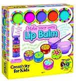 Creativity for Kids Make Your Own Lip Balm
