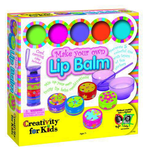 Faber Castell Make Your Own Lip Balm
