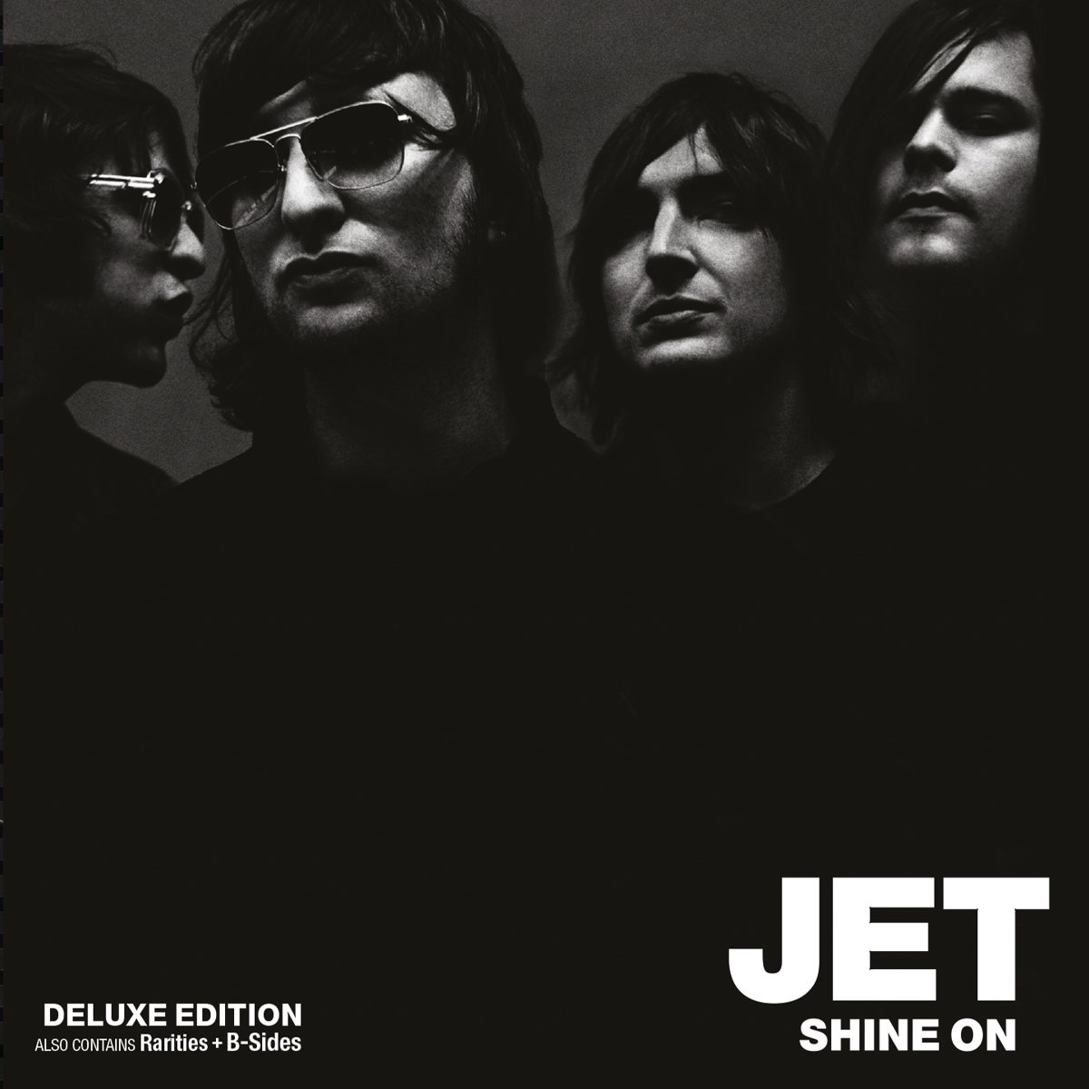 CD : Jet - Shine On (Deluxe Edition, United Kingdom - Import)