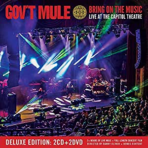 Bring On The Music - Live at The Capitol Theatre (2CD+2DVD Deluxe Edition)