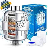 [ New Version]Shower Filter, Head Shower Filter for Hard Water with New Coconut