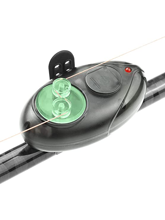 Jushi electrónica Cebo de Pesca la Alarma de Pesca de Sonido ...