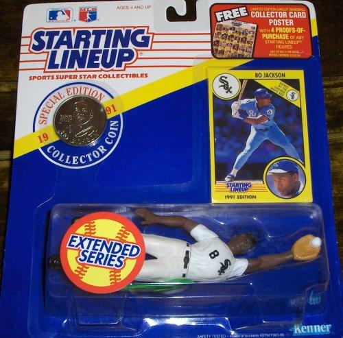 Bo Jackson 1991 Starting Lineup