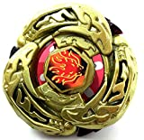 Beyblade Metal Fusion 4D Set L-DRAGO GOLD DF105LRF + Launcher FAST SHIPPING US