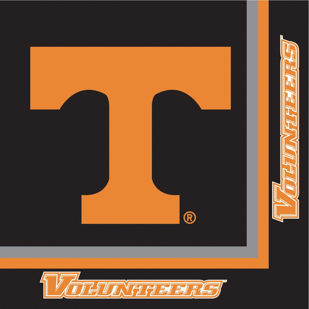 Creative Converting University of Tennessee Knoxville Lunch Napkins, 20-Count