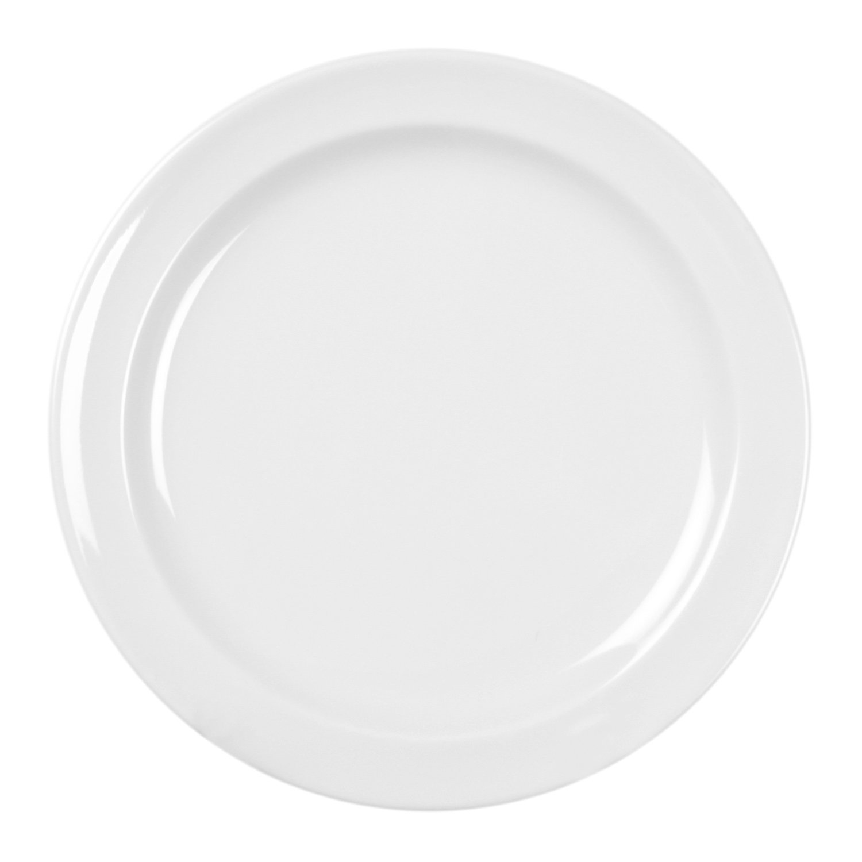 7-1//4-Inch Coleur White Excellante 849851027015 Global Goodwill Coleur Series 12-Pieces Dessert Plate