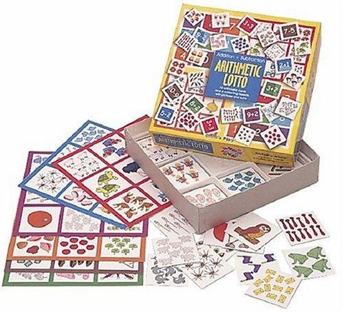 lotto game board - 7