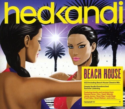 """Hed Kandi Beach House 04 04: Release """"Hed Kandi: Beach House 2010"""" By Various Artists"""