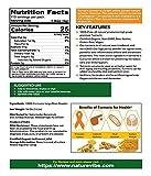 Premium Quality Organic Turmeric Root Powder with Curcumin 5 lbs (5 pack of 1 pound each)   Curcuma Longa Root   Gluten-Free & Non-GMO   Anti-Inflammatory & Antioxidant