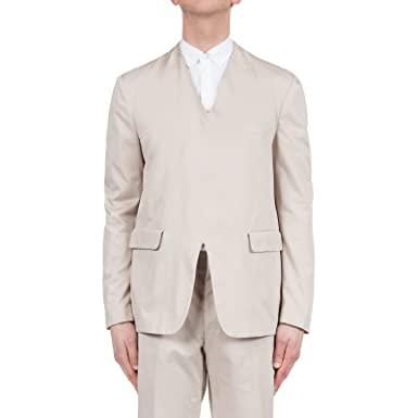 95acf6551 TWO ITALIAN BOYS Men's Blazer brown beige 36R: Amazon.co.uk: Clothing