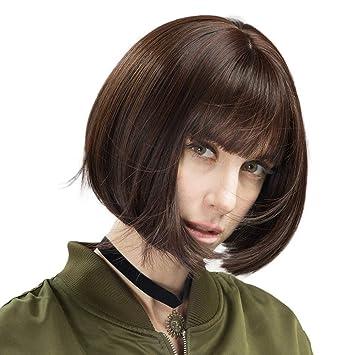 Frisuren bob gerade