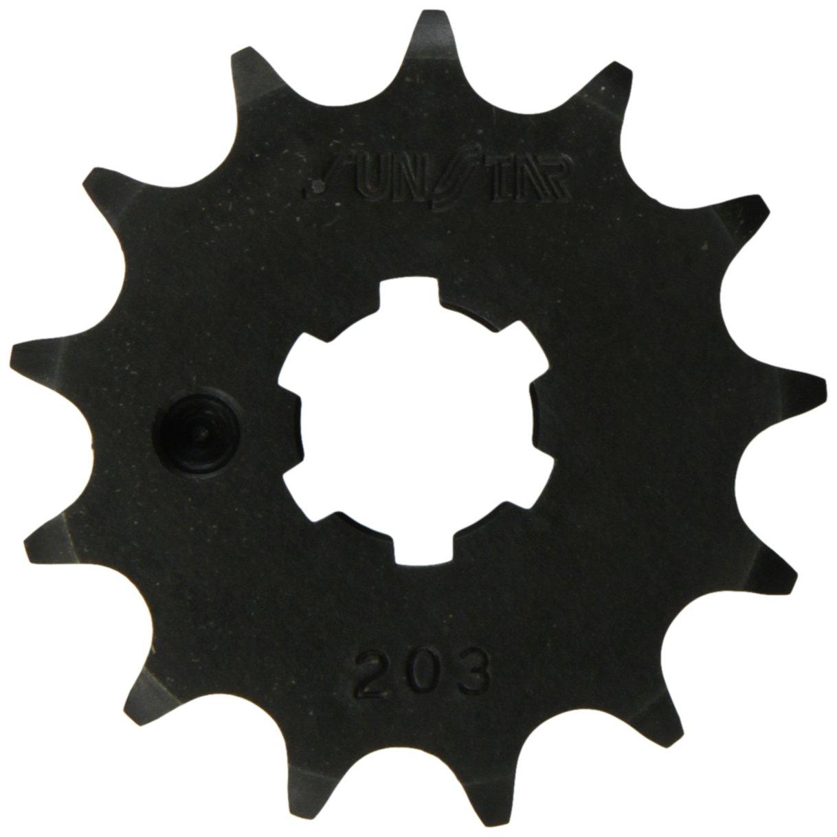 Sunstar 20313 13-Teeth 428 Chain Size Front Countershaft Sprocket