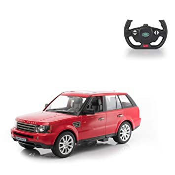 Spire Tech Kids Rc Car Land Rover Range Rover Sport Remote Control