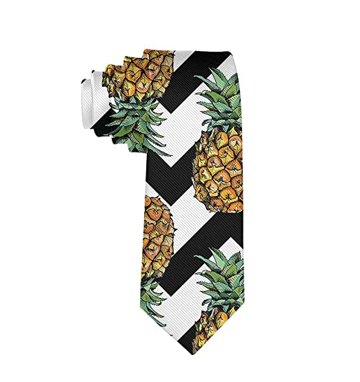 Mens Gift Printed Tie Skinny Necktie Tie Graduation Party Tie