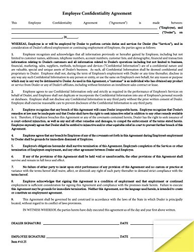 AmazonCom  Employee Confidentiality Agreement  Office Products