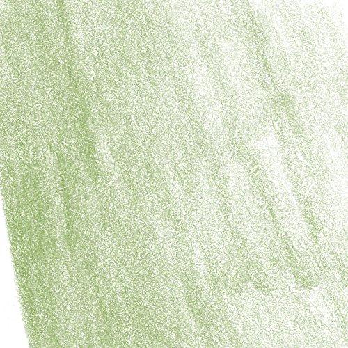 Lápis Albrecht Durer Faber-Castell - Verde Terra Amarelado 168 - Ref. 117668N