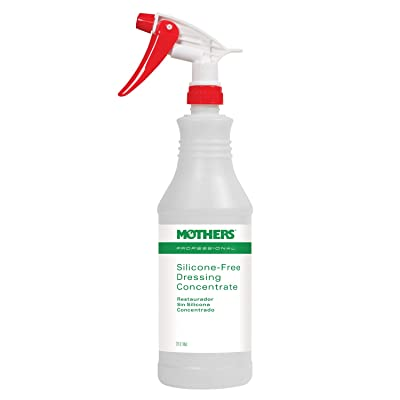Mothers 88632 Professional Silicone-Free Dressing Concentrate Empty Spray Bottle: Automotive