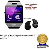 captcha Apple iPhone 6S SW Bluetooth Smart Watch Phone With Camera and Sim Card Android/IOS Mobile with activity trackers with FREE GIFT