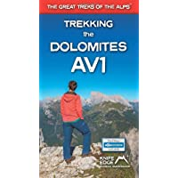 Trekking the Dolomites AV1