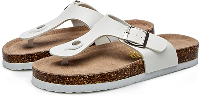 SK Studio Womens Cork Slides C1002 Sandals