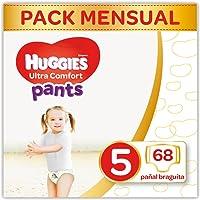 Huggies Ultra Comfort Pañal Braguita Talla 5 (12-17