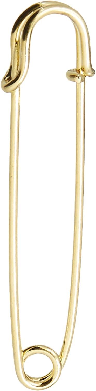 Dritz 62 Skirt/Kilt Pins, Brass Finish, 3-Inch (2-Count)
