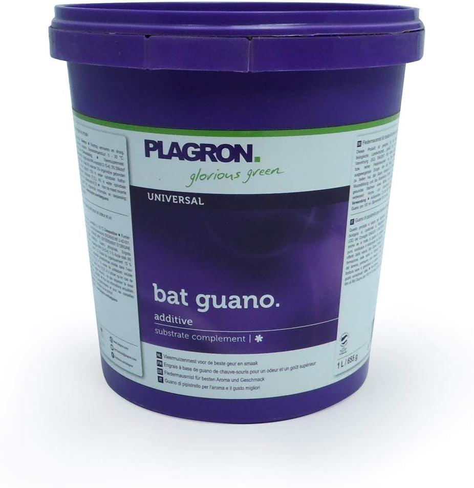 Aditivo / Complemento de sustrato para el cultivo Plagron Bat Guano (1L)