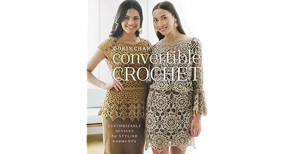 Musings from Doris Chan, crochet designer, author, space cadet