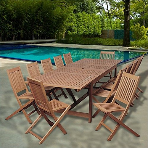13 Pc Barrett Patio Dining Set
