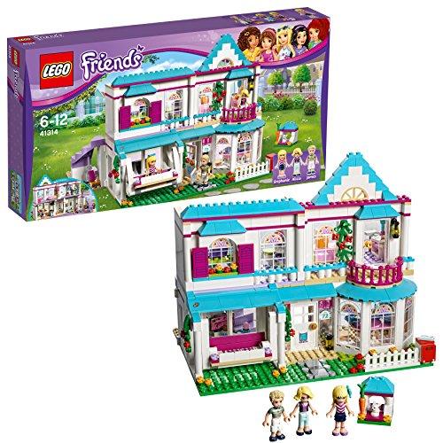 레고 (LEGO) 후렌즈 스테파니의 멋쟁이 하우스 41314
