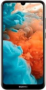 """Huawei Y6 2019 MRD-LX3 6.09"""" Dewdrop Display 32GB 2GB RAM Dual SIM 13MP+ 8MP A-GPS Fingerprint Factory Unlocked No Warranty US (Brown)"""
