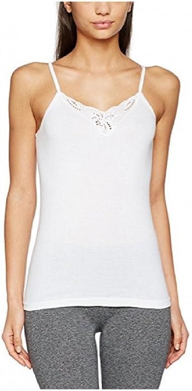 Princesa 4754 - Camiseta Tirantes Mujer 100% Algodon: Amazon.es: Ropa y accesorios