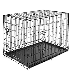 Amazon Com Smithbuilt 48 Quot Extra Large Portable Dog Crate
